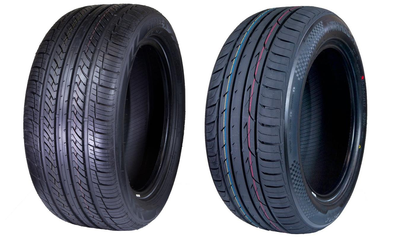 SD International добавляет в ассортимент шины торговой марки Three-A