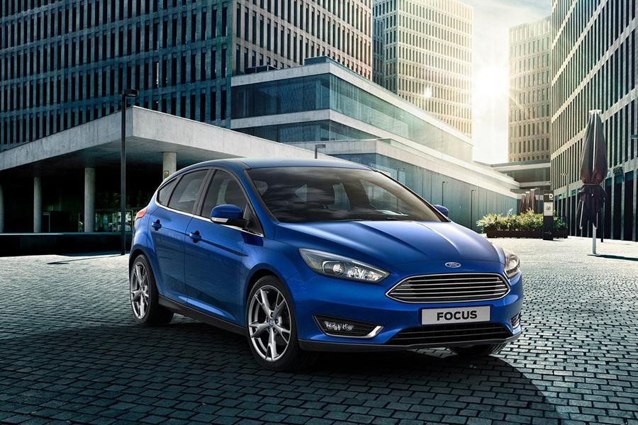 Три модели Ford получили в России новую комплектацию