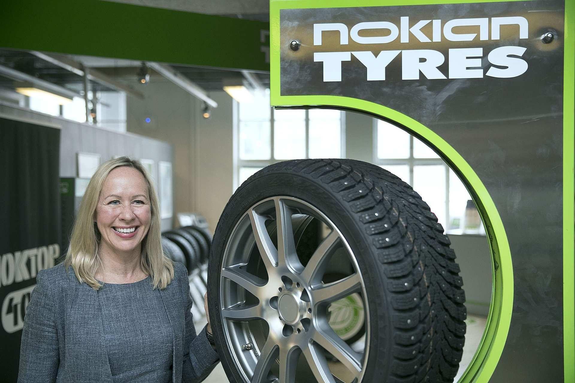 Концерн Nokian Tyres подвел итоги прошлого года