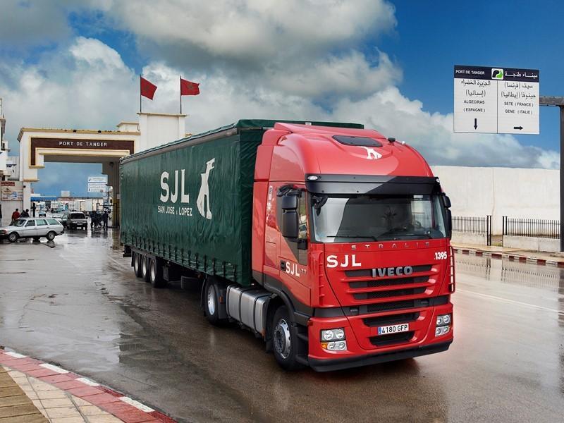 Испанская SJL Group остановила свой выбор на шинах и решениях Goodyear