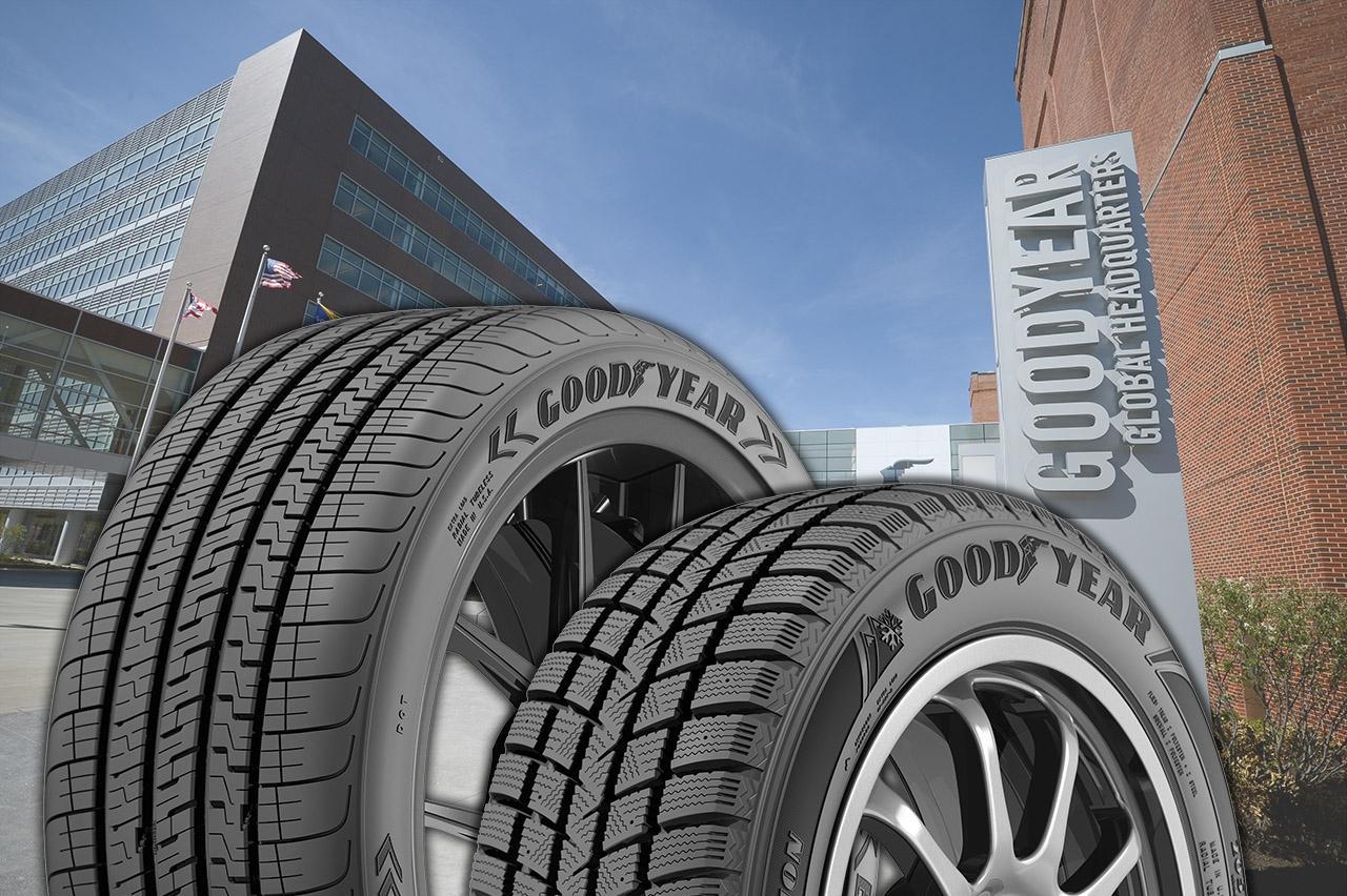 Goodyear готовит запуск новой зимней шины WinterCommand
