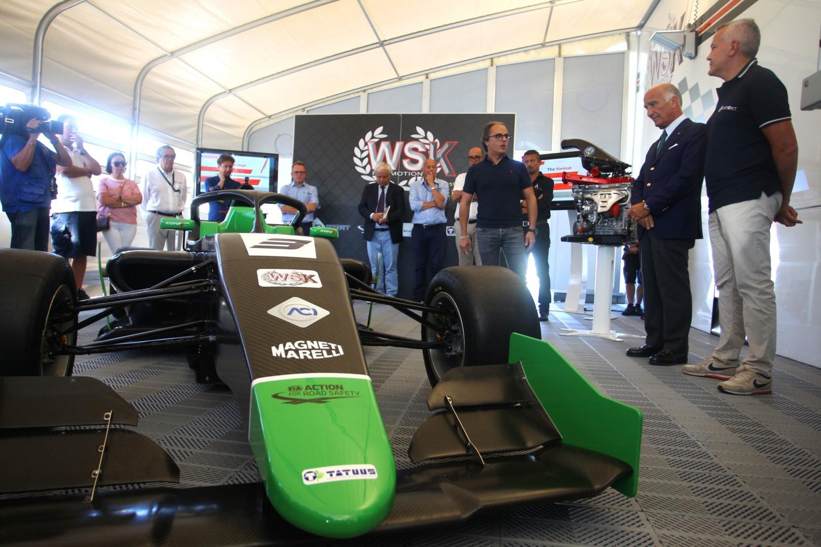 Новая молодежная евросерия Formula Regional поедет на сликах Pirelli P Zero