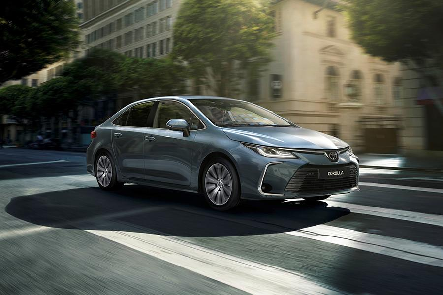 Стали известны некоторые детали о Toyota Corolla для России