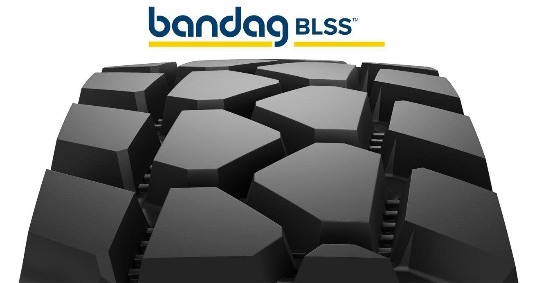 Bridgestone запускает новую восстановленную шину Bandag BLSS для смешанных условий эксплуатации