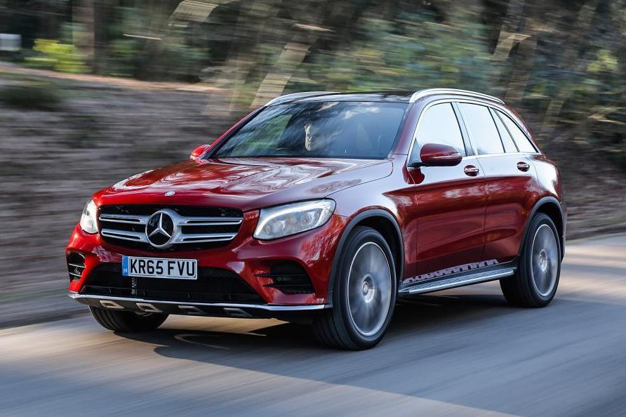 Mercedes C-Class и GLC отзывают в России