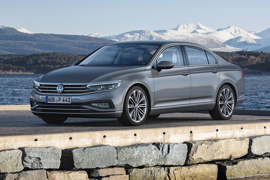 Volkswagen обновил все семейство Passat