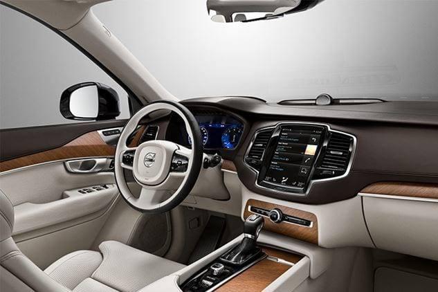 В России под отзыв попали почти 2000 Volvo
