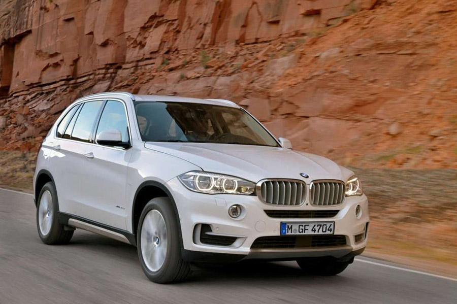 BMW отзывает в России несколько моделей