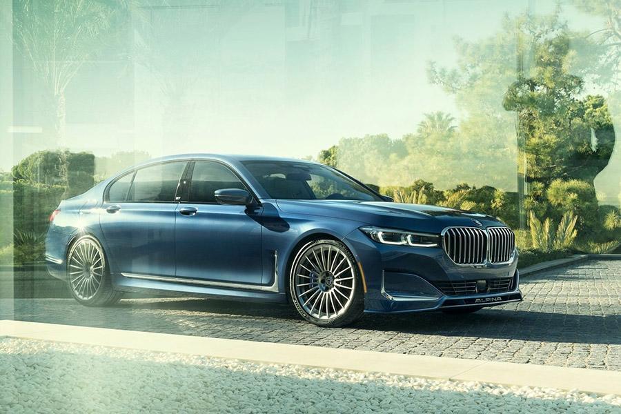 Alpina обновила свою версию BMW 7-Series