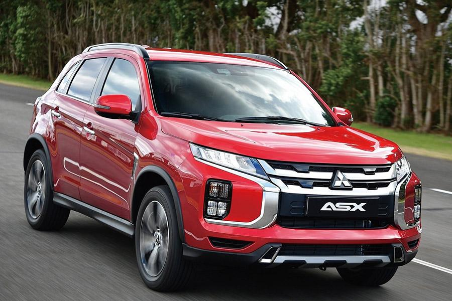 Mitsubishi обновила ASX. Опять.