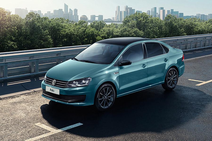 Volkswagen Polo вышел в новой комплектации Connect