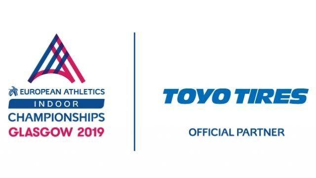 Toyo Tires - официальный партнер Чемпионата Европы по легкой атлетике