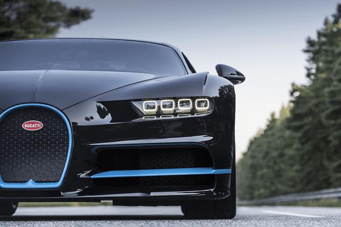 Bugatti анонсировала уникальный проект очень дорогой машины