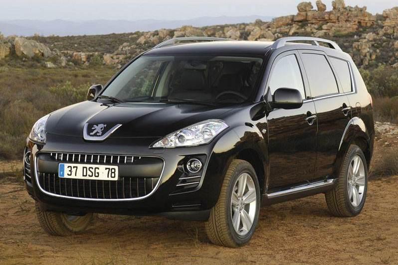 Citroen и Peugeot отзывают в России 15,5 тысячи кроссоверов