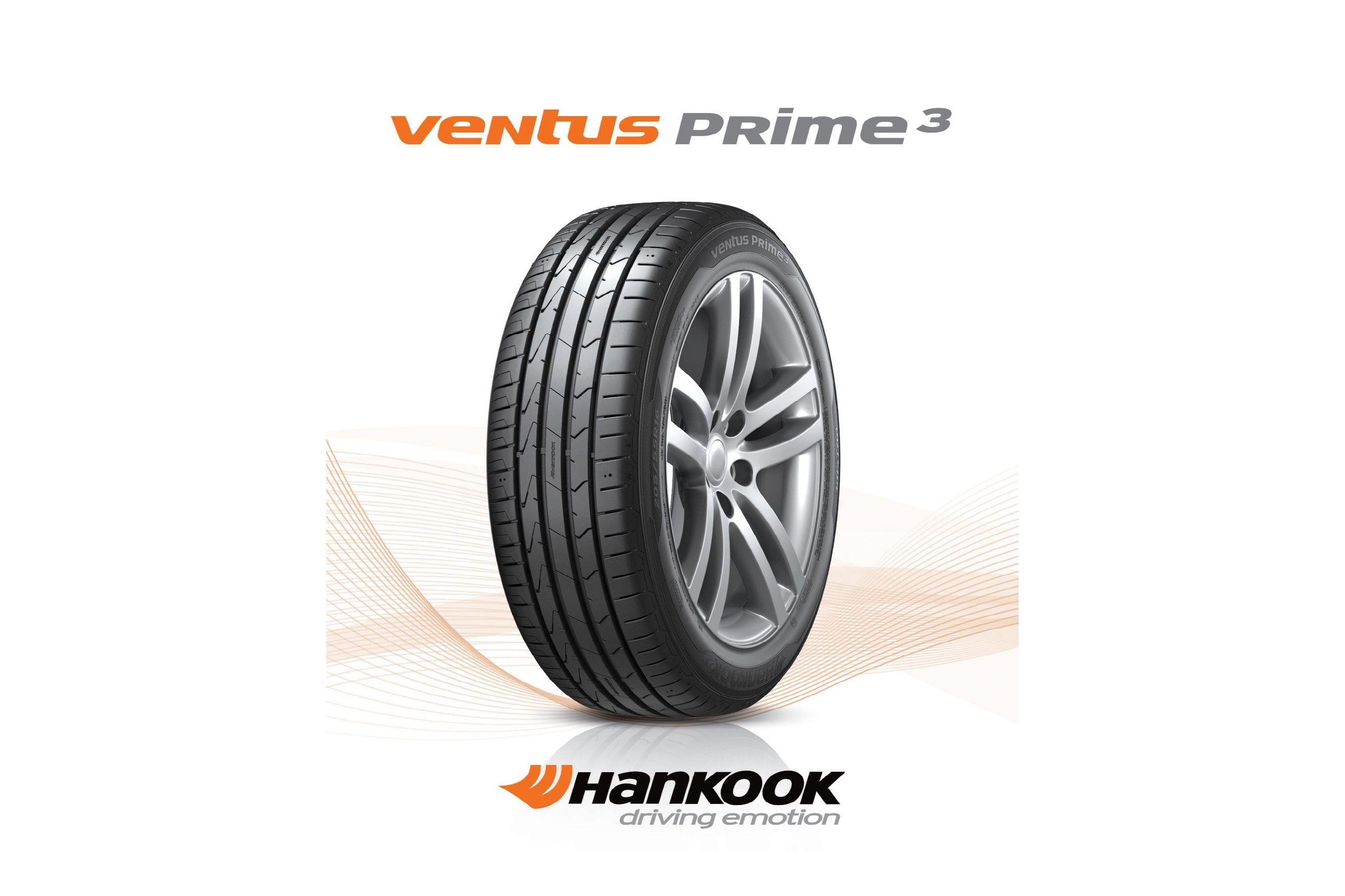 Ford выбрал для нового Focus Active премиум-шины Hankook Ventus Prime 3