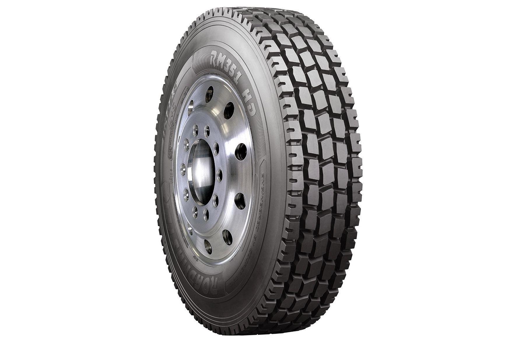 Cooper Tires расширяет ассортимент грузовых шин торговой марки Roadmaster