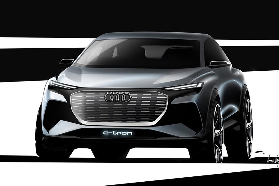 Audi покажет в Женеве еще один e-tron