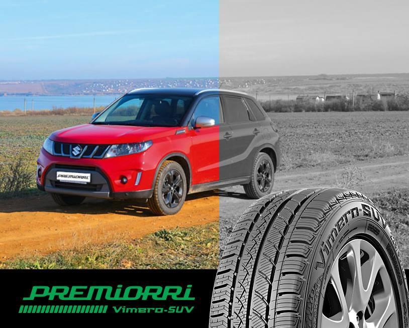 Всесезонки Premiorri Vimero-Van и Vimero-SUV получили зимнюю маркировку 3PMSF