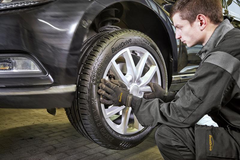 Новый шинный бренд BestDrive дебютировал с двумя моделями летних шин