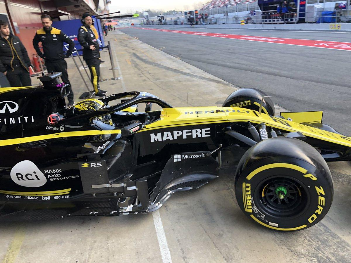 Пирелли сделала блестящие слики для Формулы-1