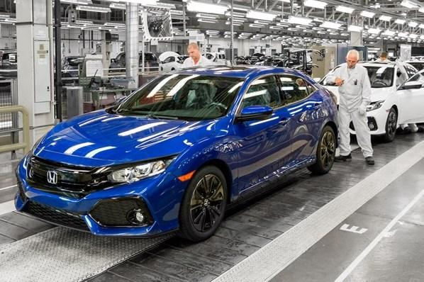 Honda закроет свой единственный завод в Европе