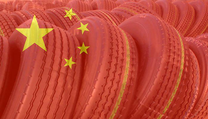Средний размер пошлины на импорт китайских TBR-шин в США составил 22,57 процента
