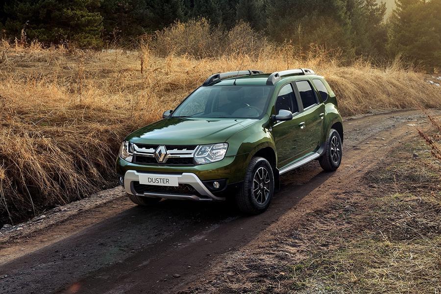 Обновление Renault Duster: новая информация