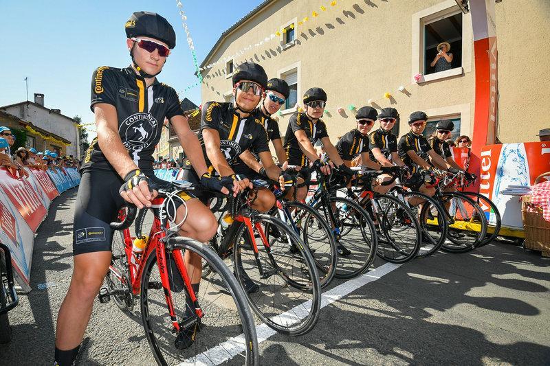 Continental - генеральный партнер велогонки Le Tour de France 2019