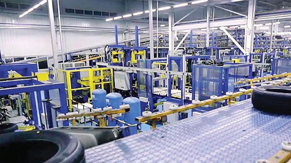 Aisidun Tire объявила о планах строительства шинного завода в Бэнбу