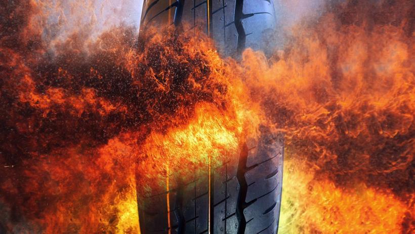 Волокна корда из старых шин будут использовать для повышения жаропрочности бетона