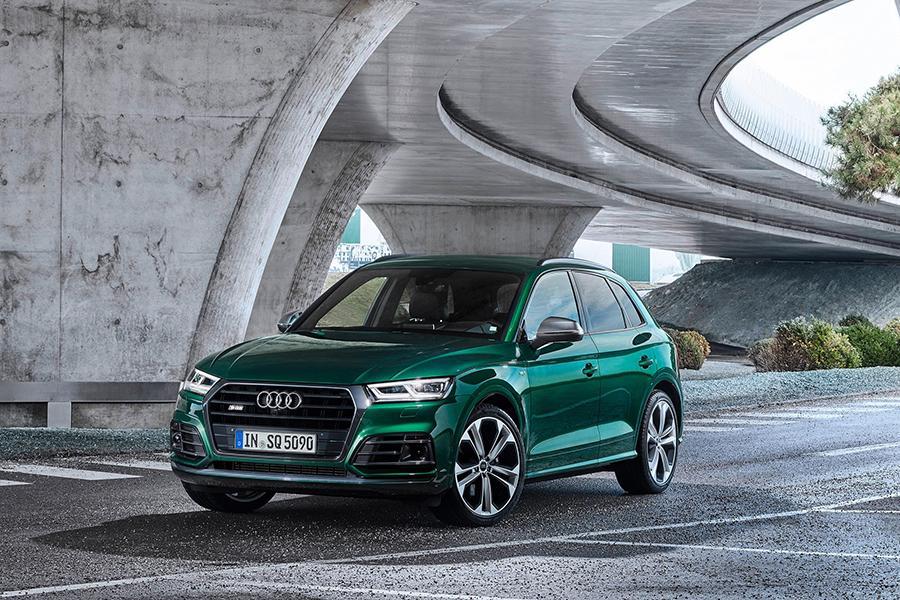Audi SQ5: теперь и с дизелем