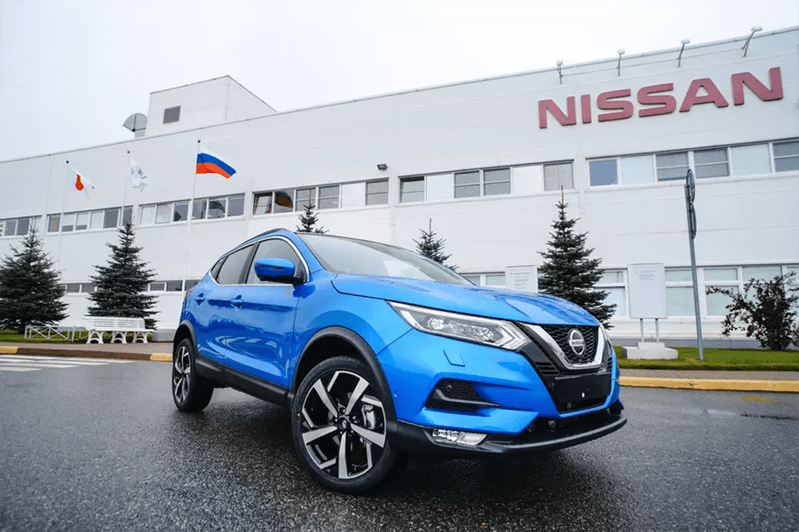 Nissan объявил комплектации обновленного Qashqai