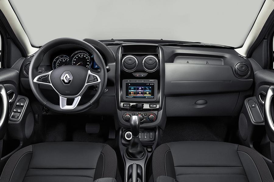 Стали известны цены на обновленный Renault Duster