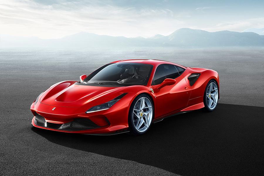 Автосалон в Женеве 2019: Ferrari F8 Tributo