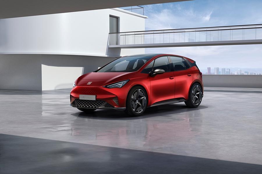 Автосалон в Женеве 2019: Seat el-Born