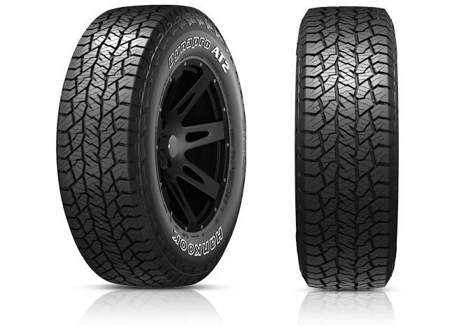 Hankook Tire выводит на рынок новую модель вседорожных шин Dynapro AT2