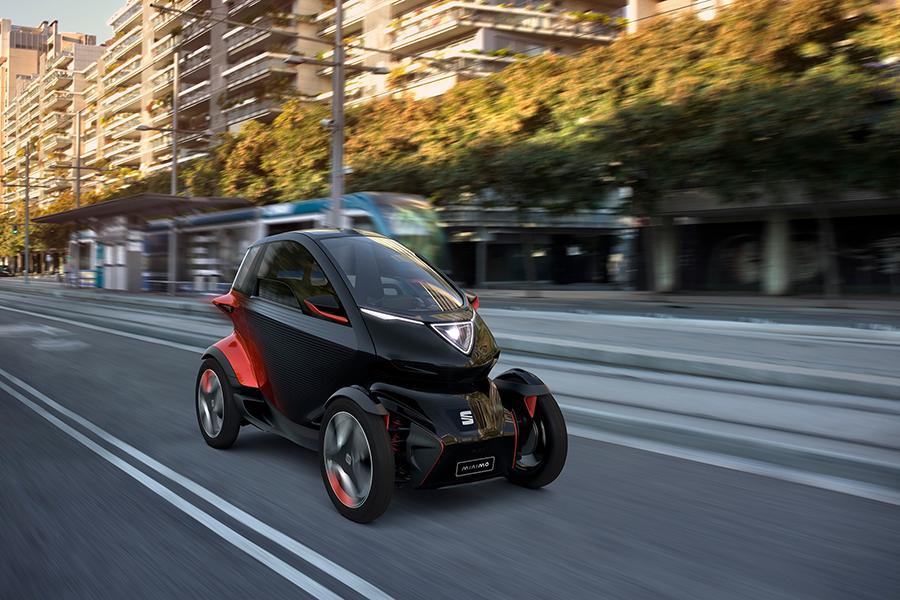 Автосалон в Женеве 2019: Seat Minimo