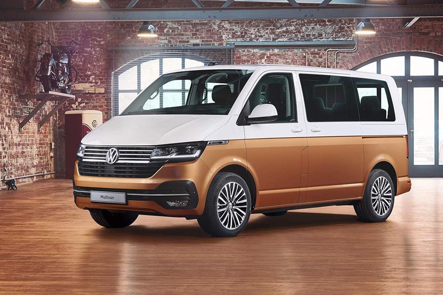 Автосалон в Женеве 2019: Volkswagen Multivan