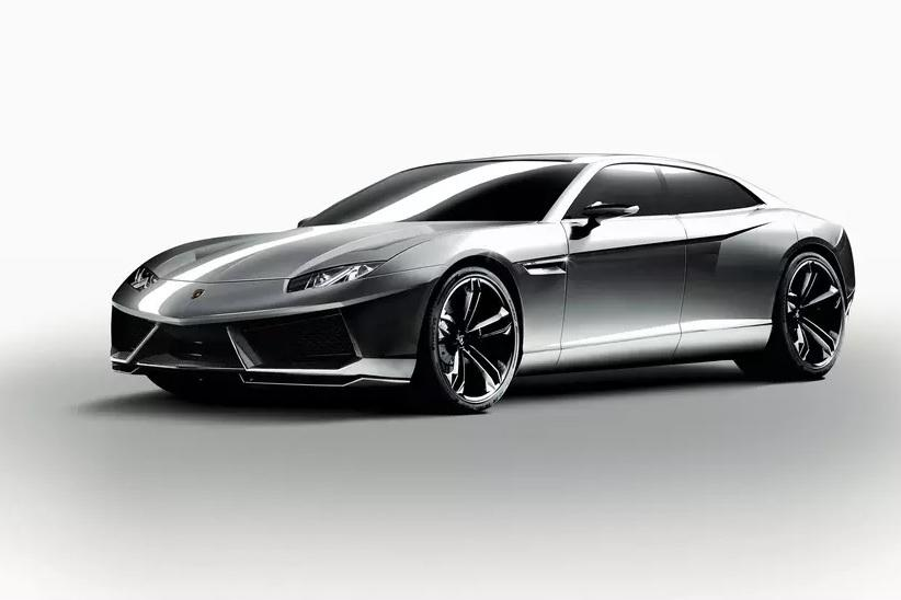 Lamborghini выпустит четырехдверную модель