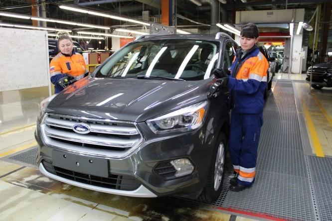 Судьба российских заводов Ford может решиться в этом месяце