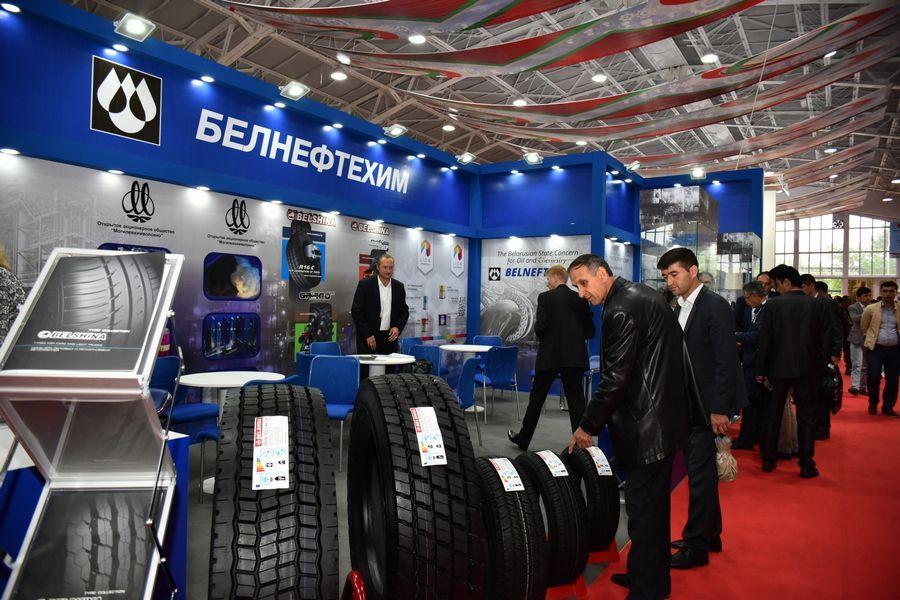 Белорусские шины представят на выставке в Тбилиси