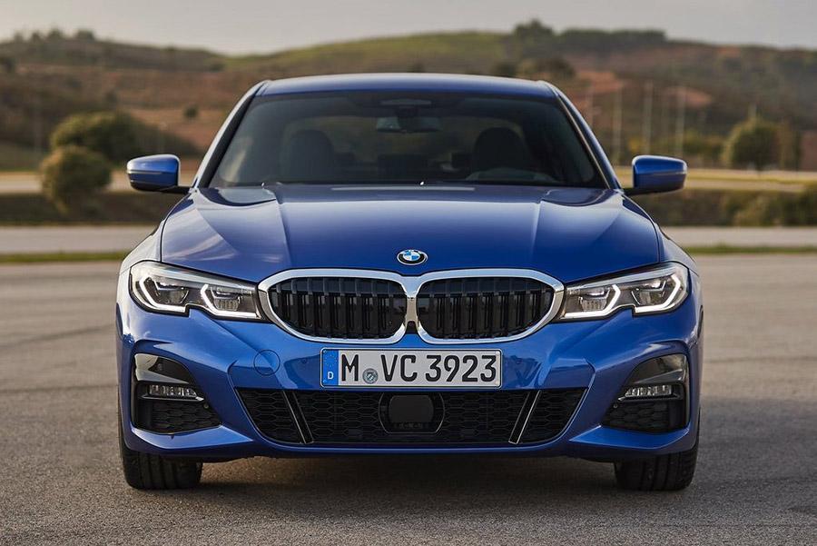 BMW M3 впервые станет полноприводным