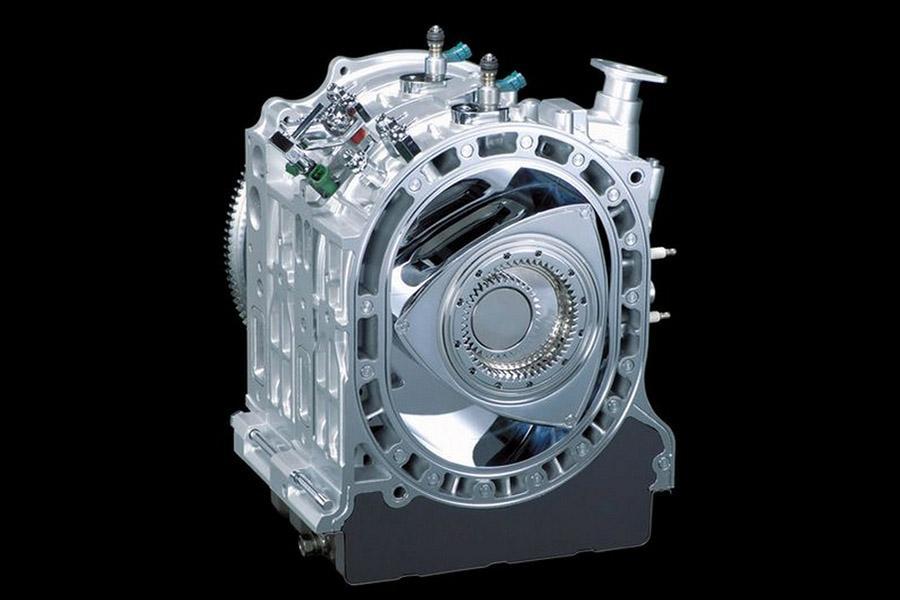 Mazda интегрирует роторный мотор в гибридную установку