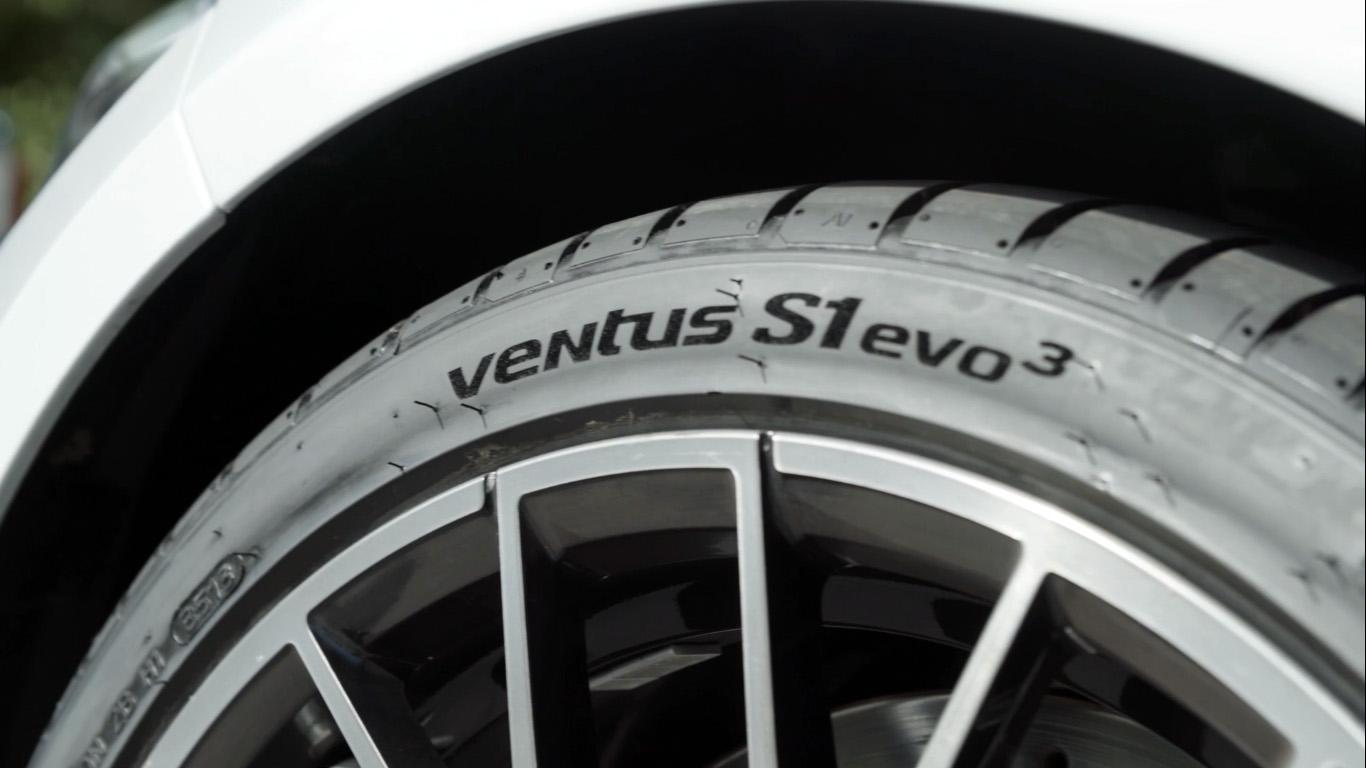 Hankook Tire опубликовала второй видео-тизер новой летней шины Ventus S1 evo 3