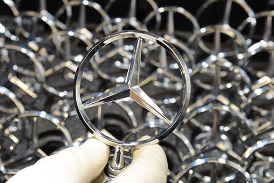 Завод Mercedes в России запустят 3 апреля