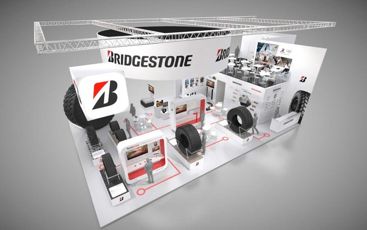 Bridgestone приедет на Bauma 2019 с новыми OTR-шинами для погрузчиков и самосвалов