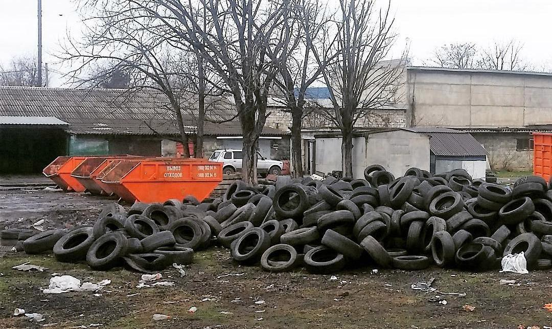 В рамках проекта Nokian Eco Challenge утилизировано уже более 225 тонн покрышек