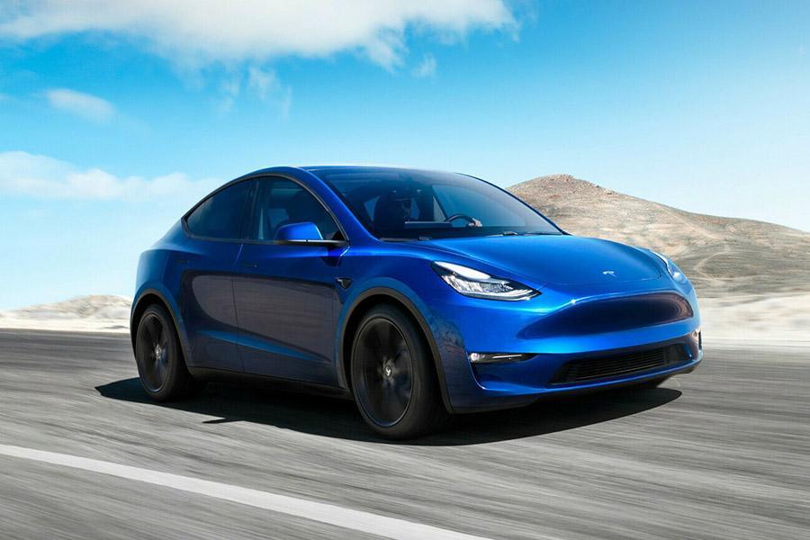 Tesla представила свой второй кроссовер Model Y