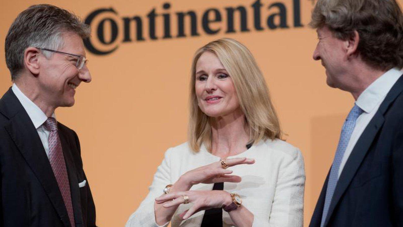 Continental увеличивает число женщин в руководстве компании