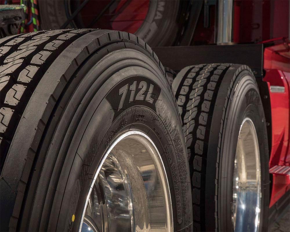Новые модели грузовых шин Yokohama дебютировали на выставке в Атланте